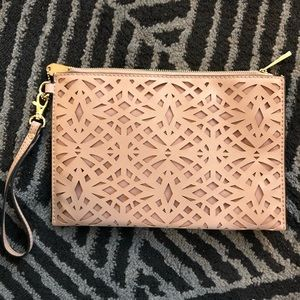 Aldo Faux Leather Clutch